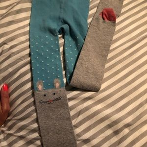 Boden bunny tights.